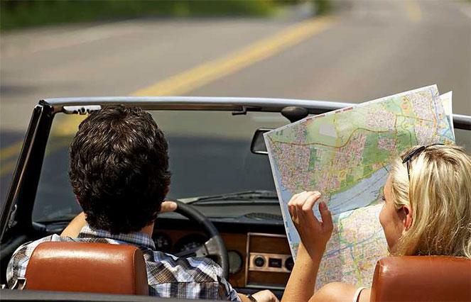 Автомобильная поездка