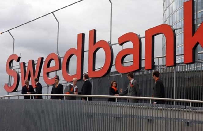 Банк в Швеции