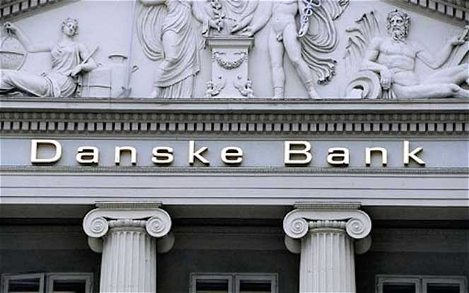 Банк в Дании