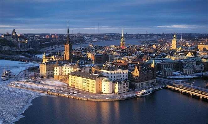 Едем в Данию