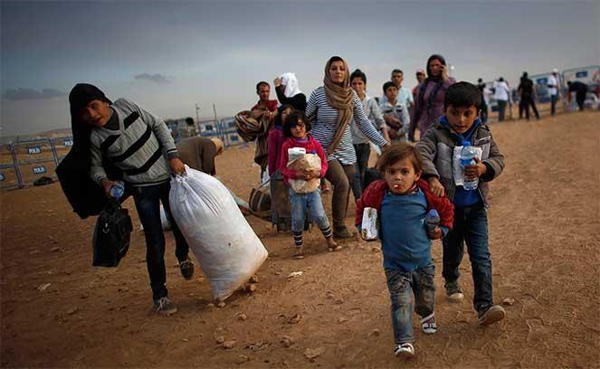 Беженцы из других стран