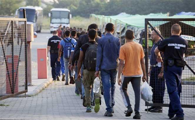 Отказ в предоставлении статуса беженца