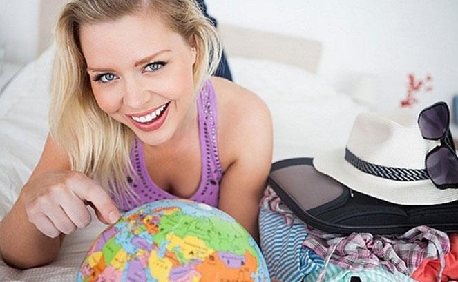 Выбор страны для путешествия