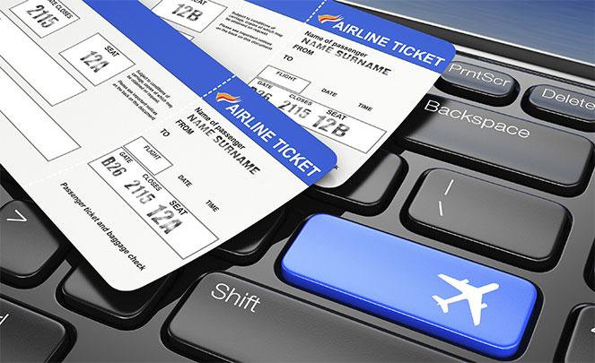 Авиабилеты для визы