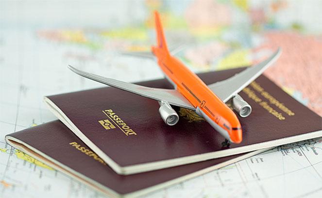 Отправляемся за границу