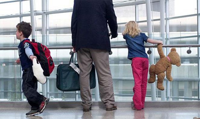 Поездка с детьми за границу