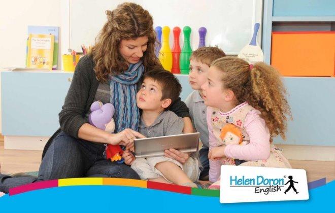 Helen Doron – языковой лагерь для подростков
