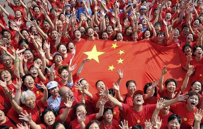 Дружелюбные китайцы