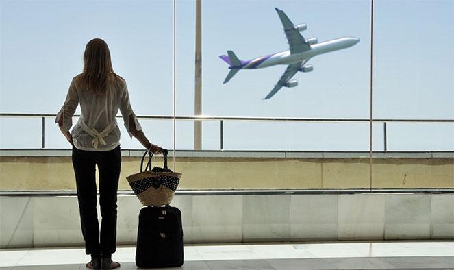 Поездка за границу