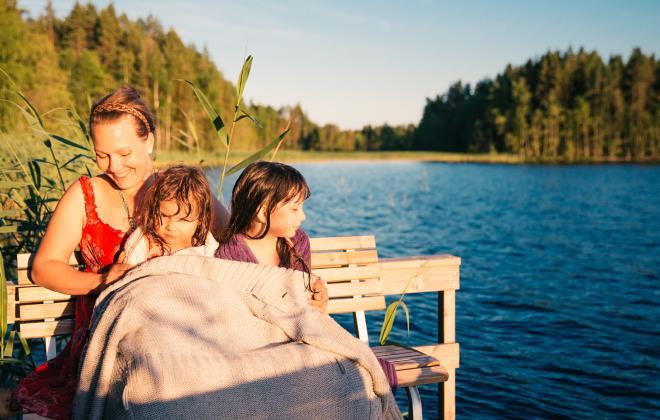 Финляндия для детей