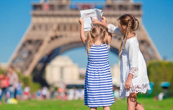 Франция с детьми