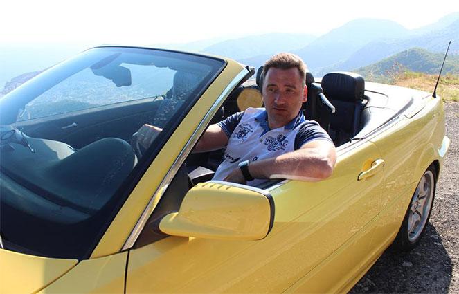 Автомобиль в Турции