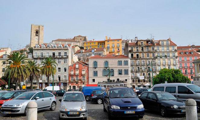 Арендовать авто в Лиссабоне
