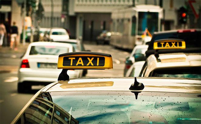 Такси в Братиславе