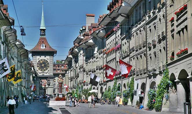 Жизнь в Швейцарии