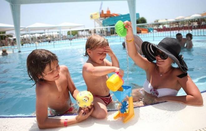 Бюджетные отели в Белеке для отдыха с ребенком