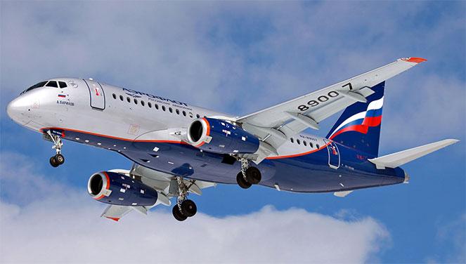Перелет по России