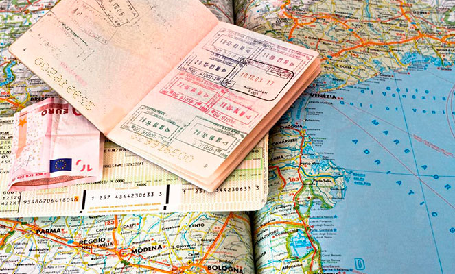 Документы для пересечения границы