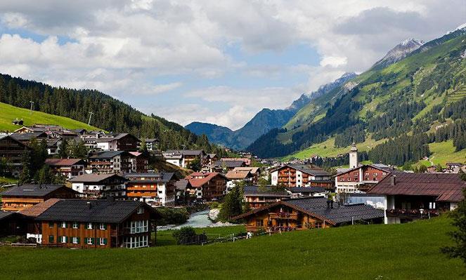 Австрийская туристическая виза