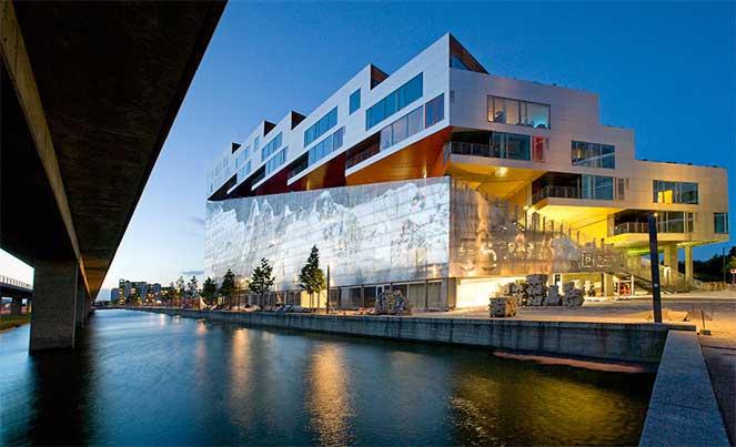 Архитектура Дании