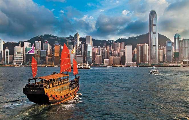 Жизнь в Гонконг
