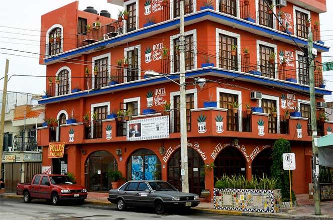 Архитектура в Мексике