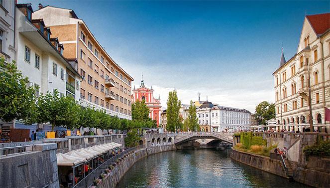 Переезд в Словению