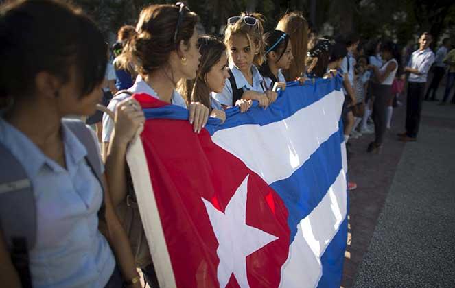 Жизнь студентов на Кубе