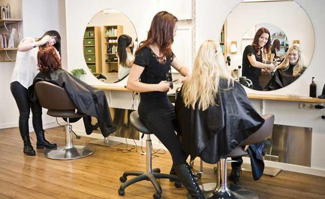 Обучение парикмахерскому искусству
