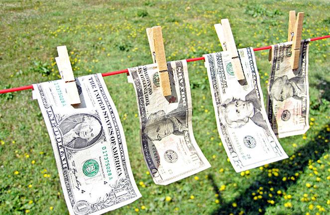 Офшорные деньги