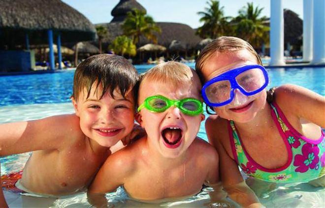отдых в Грецию с детьми