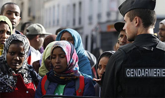 Депортация нелегалов