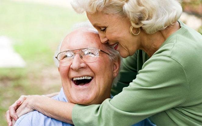Жизнь на пенсии