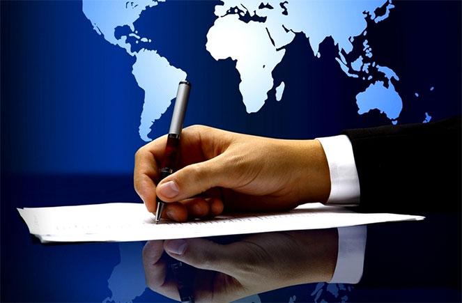 Готовим документы для визы
