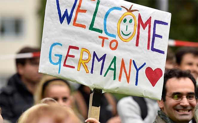 иммиграция в Германию евреейв