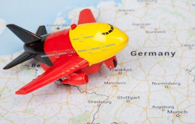 В Германию на ПМЖ