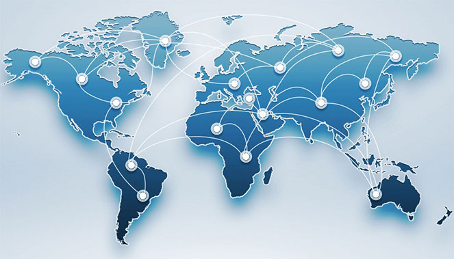 Перемещение населения планеты