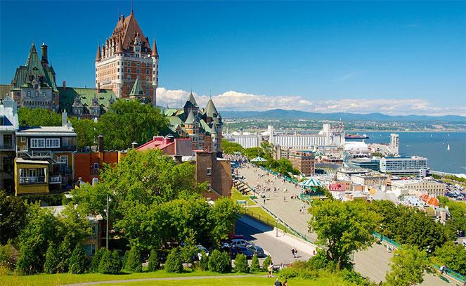 Провинция Quebec