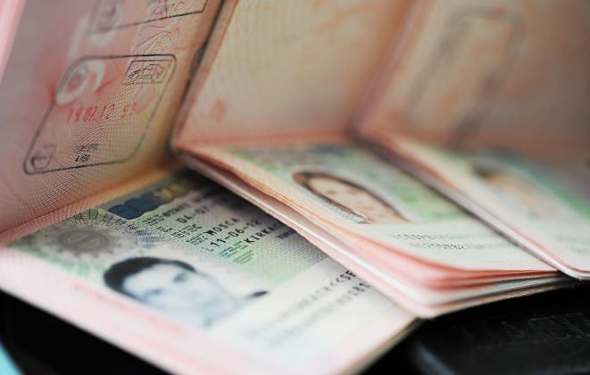 Порядок оформления рабочей визы