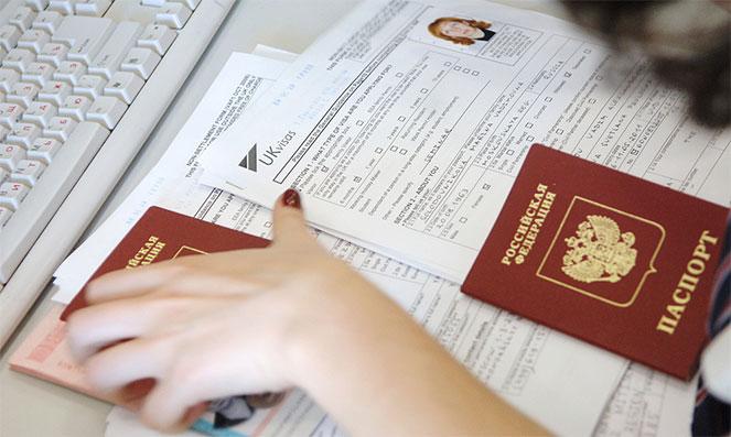 Оформление рабочей визы