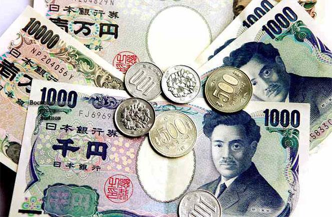 Валюта в Японии