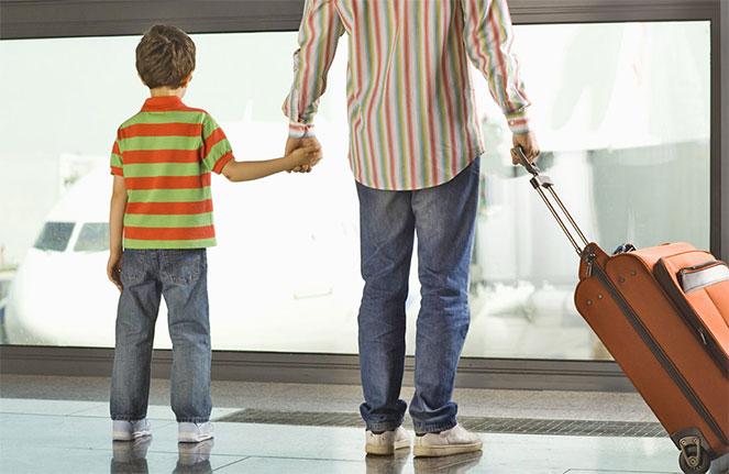 Отправляемся с ребенком за границу