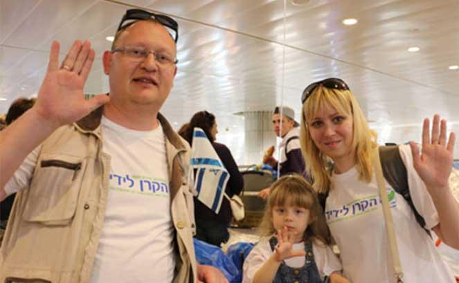 Переезд в Израиль из Беларуси