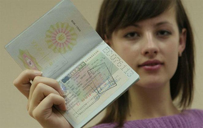 Выбираем тип визы