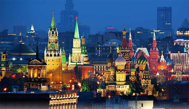 Делаем визу в Москве