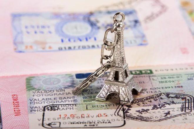 Этапы получения визы