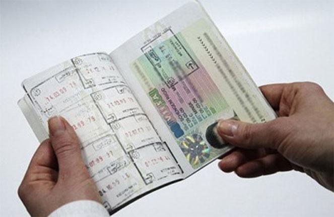 Готовая виза