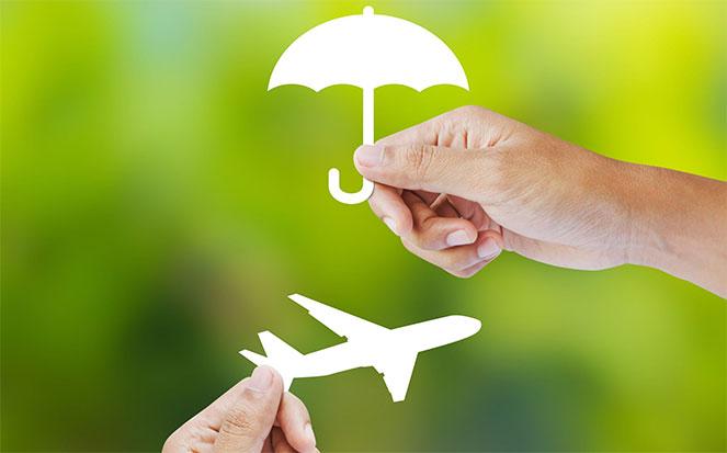 Страховка для полета на Кипр