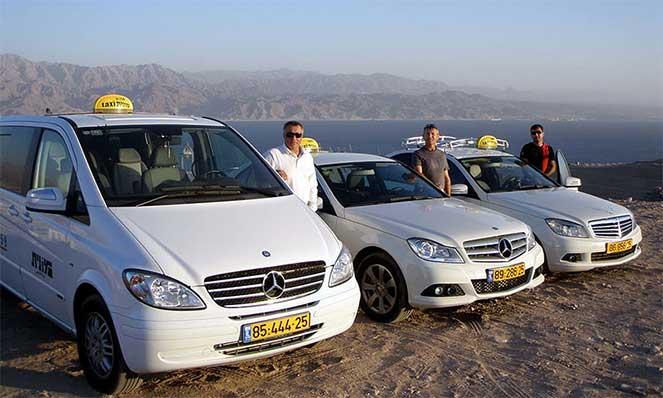 Такси в Израиле