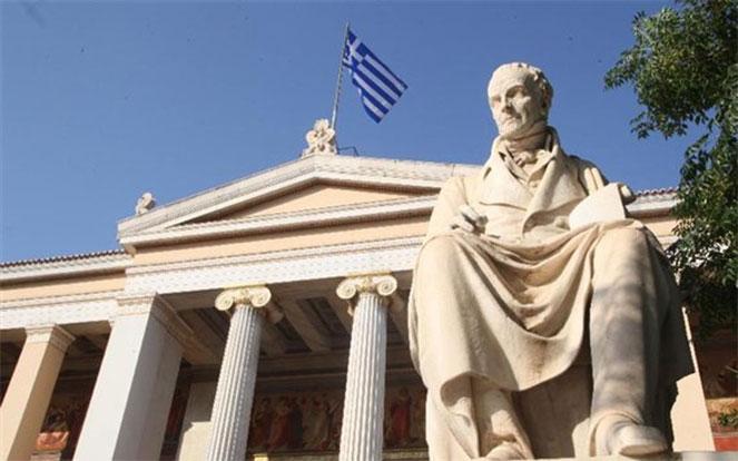 Получение образования в Греции